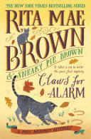 Claws for alarm / by Brown, Rita Mae,